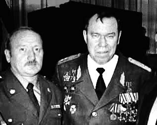 colonel batalov and general leo rokhlin